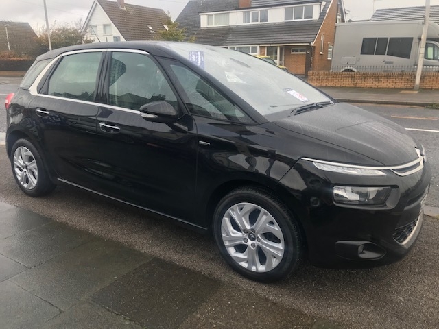 CITROEN C4 PICASSO 1.6 E-HDI AIRDREAM EXCLUSIVE ETG6 5DR SEMI AUTOMATIC