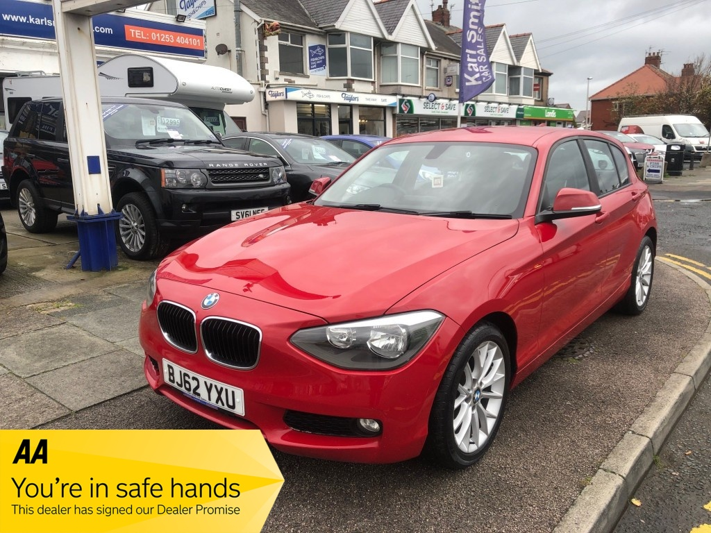 BMW 1 SERIES 2.0 116D SE 5DR