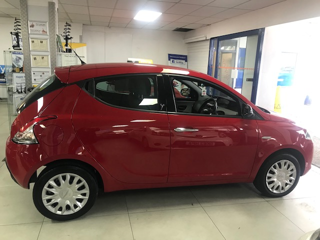 CHRYSLER YPSILON 1.2 S 5DR