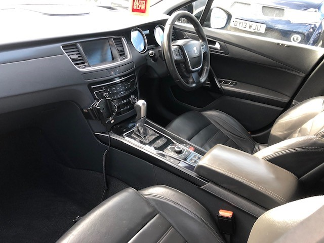 PEUGEOT 508 2.2 GT HDI 4DR AUTOMATIC