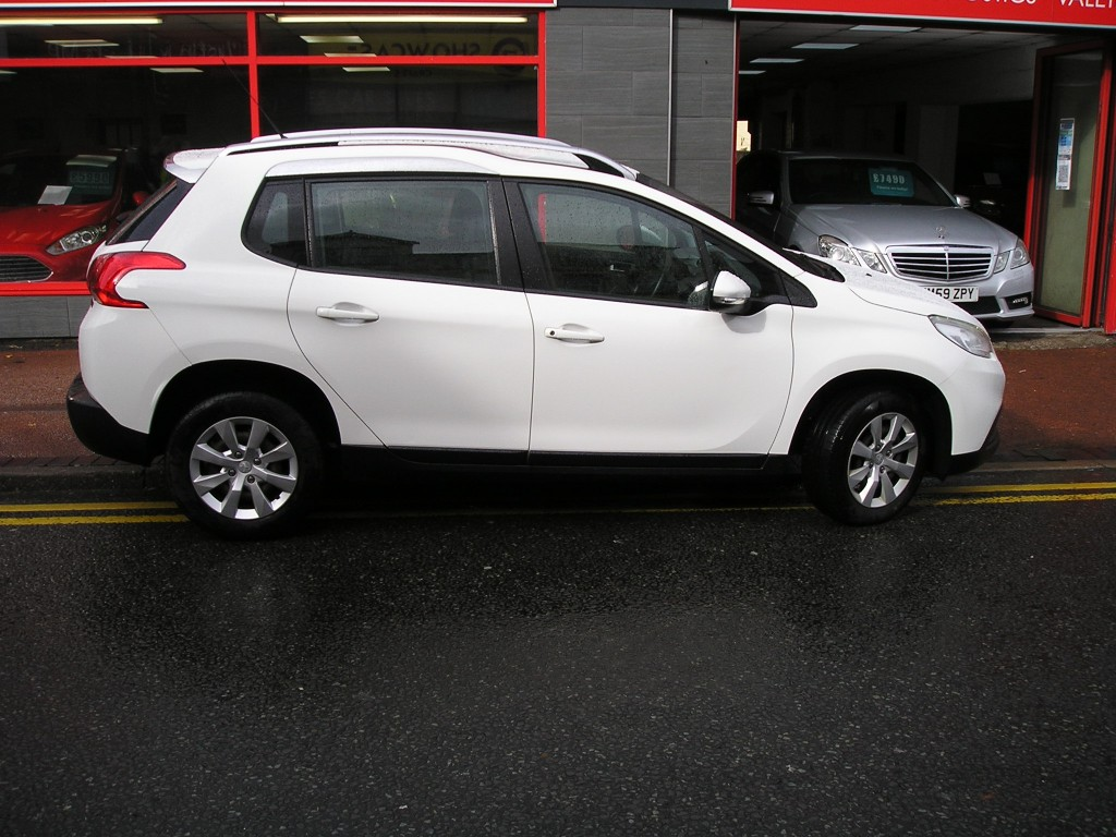 PEUGEOT 2008 1.4 HDI ACCESS PLUS 5DR