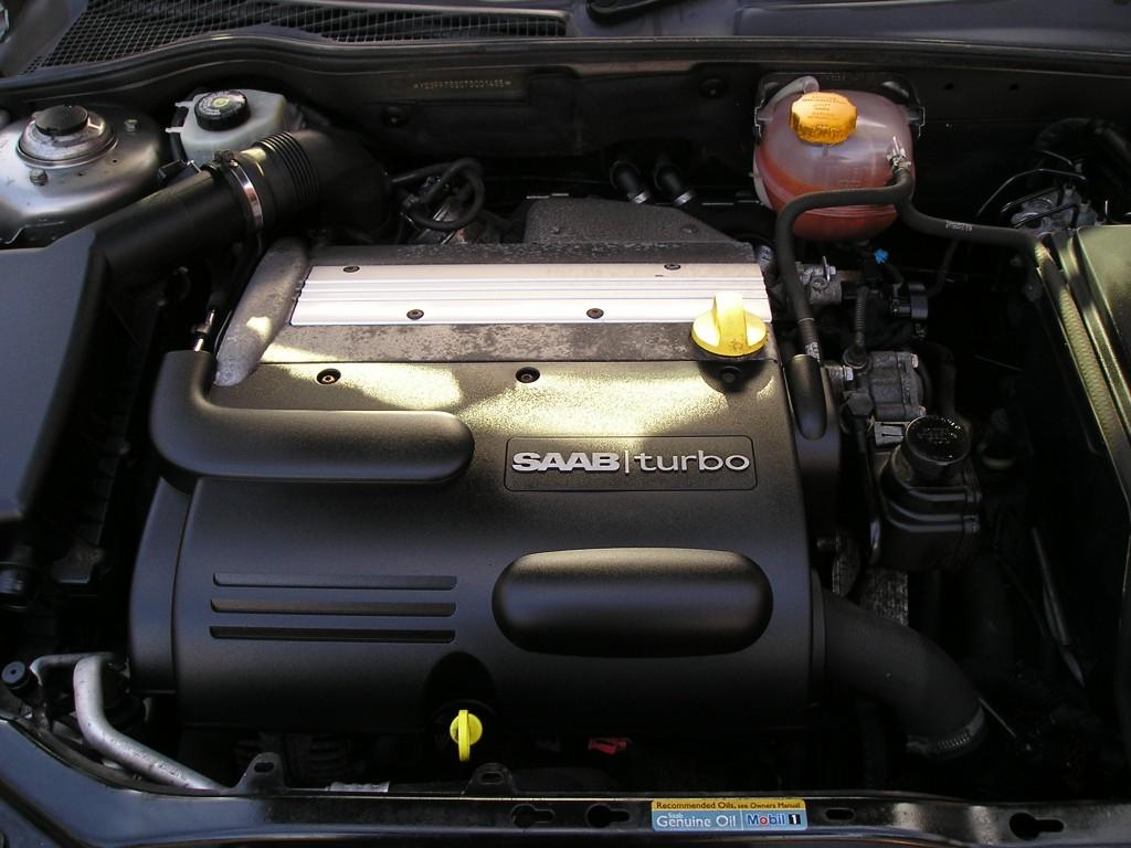 SAAB 9-3 2.0 T VECTOR 2DR