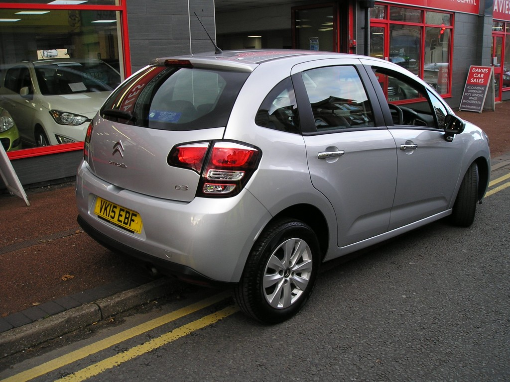 CITROEN C3 1.2 VTR PLUS 5DR