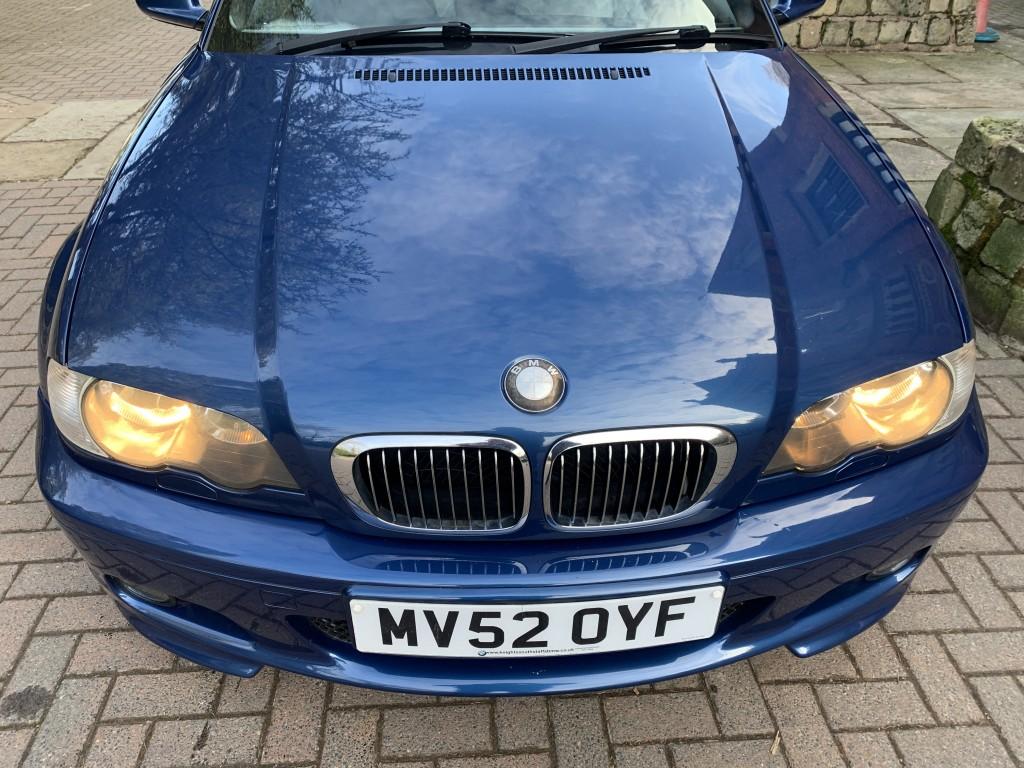 BMW 3 SERIES 3.0 330CI SPORT 2DR AUTOMATIC