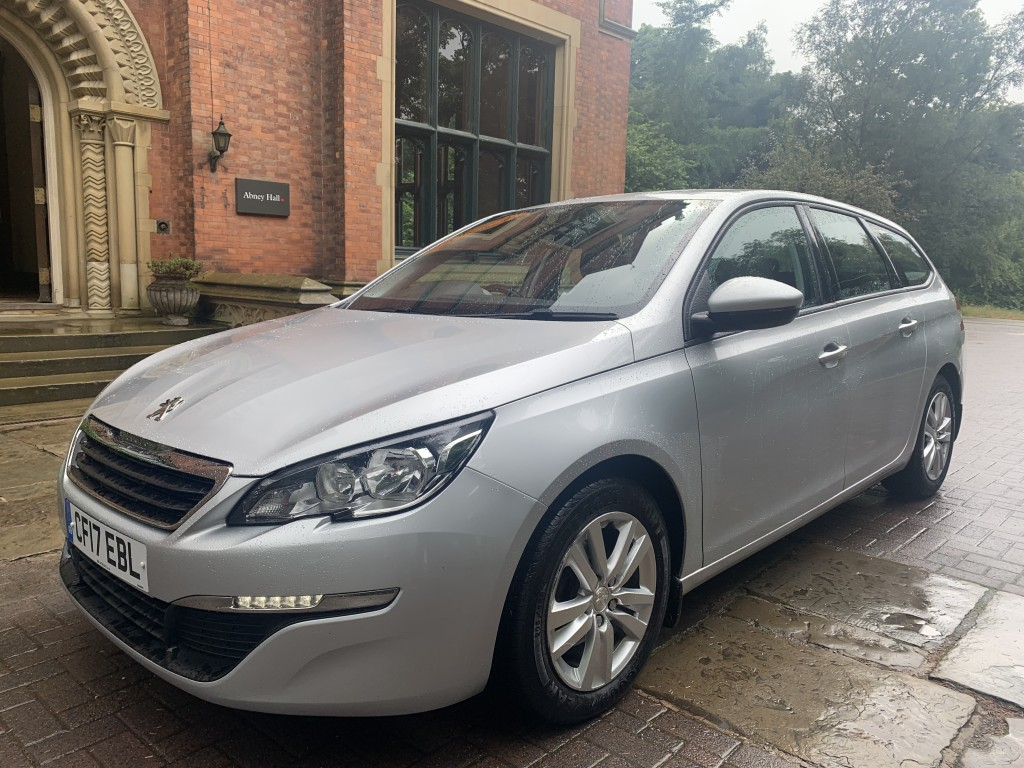PEUGEOT 308 1.6 BLUE HDI S/S SW ACTIVE 5DR