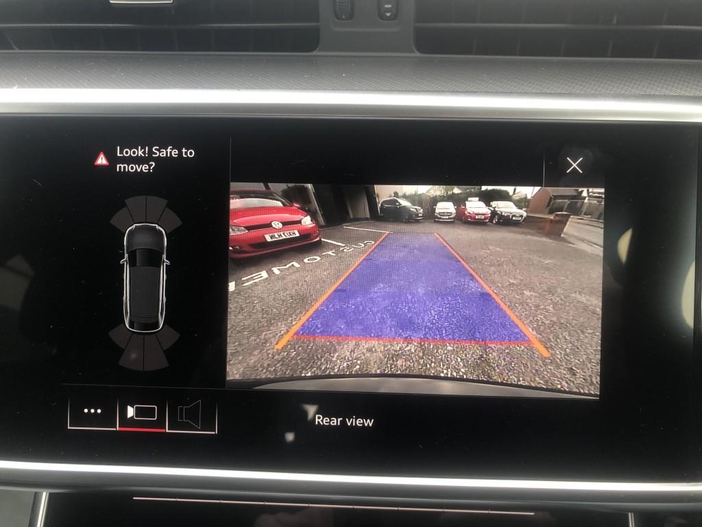 AUDI A6 2.0 TDI SPORT 5DR SEMI AUTOMATIC