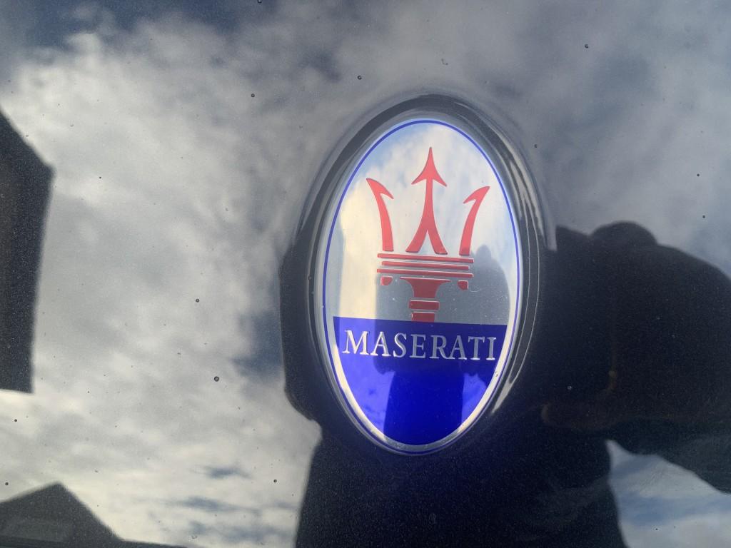 MASERATI LEVANTE 3.0 D V6 5DR AUTOMATIC