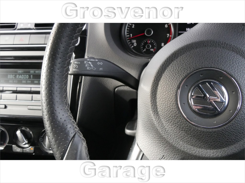 VOLKSWAGEN POLO 1.4 BLUEGT 5DR