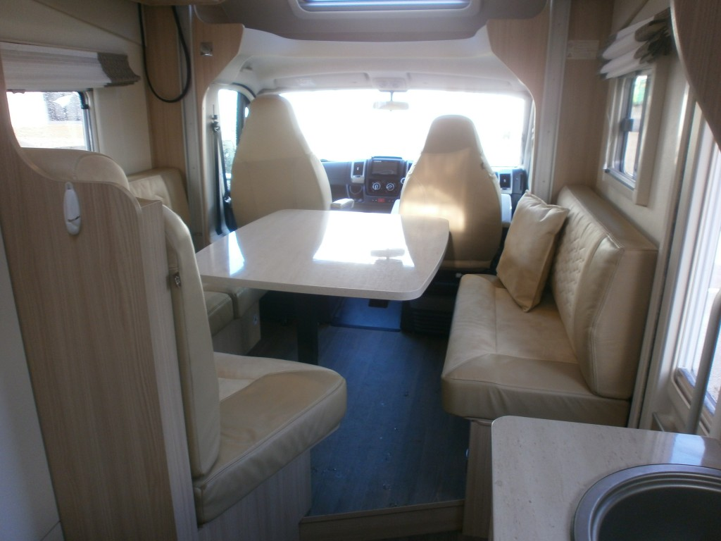 BURSTNER Ixeo Time IT 586 Sovereign