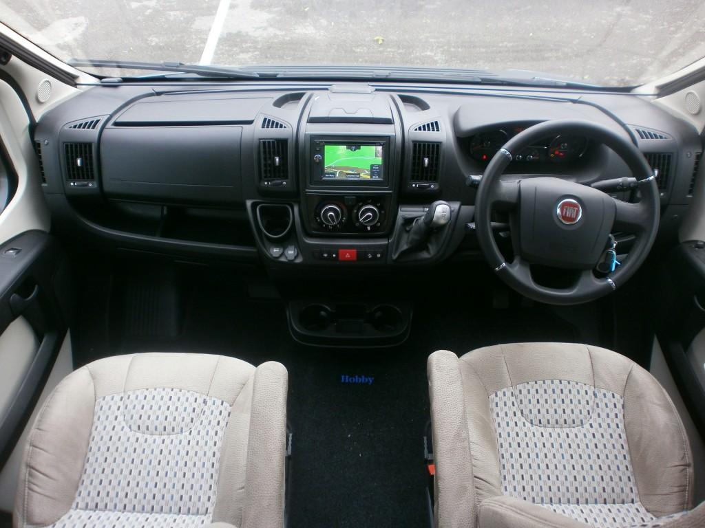 HOBBY Optima V65 GE Premium (Slimline)