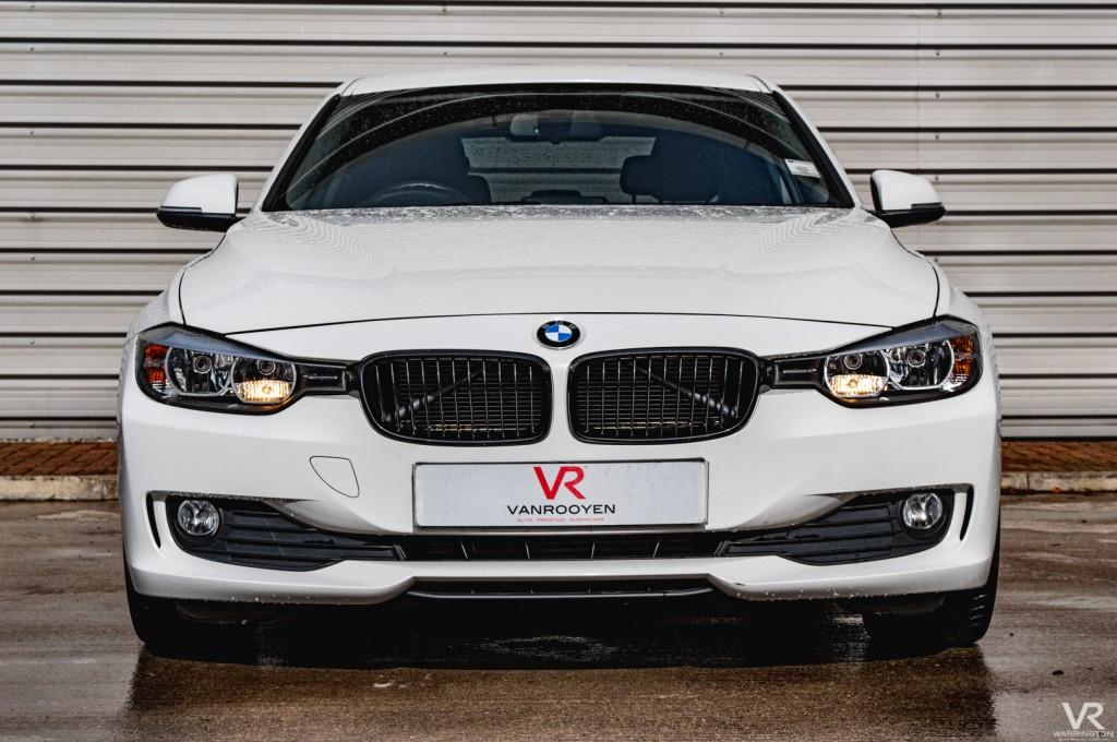 BMW 3 SERIES 2.0 320D EFFICIENTDYNAMICS 4DR AUTOMATIC