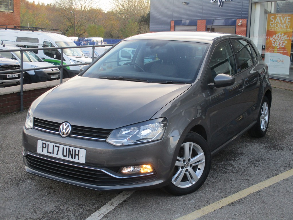 VOLKSWAGEN POLO 1.2 MATCH EDITION TSI DSG 5DR AUTOMATIC