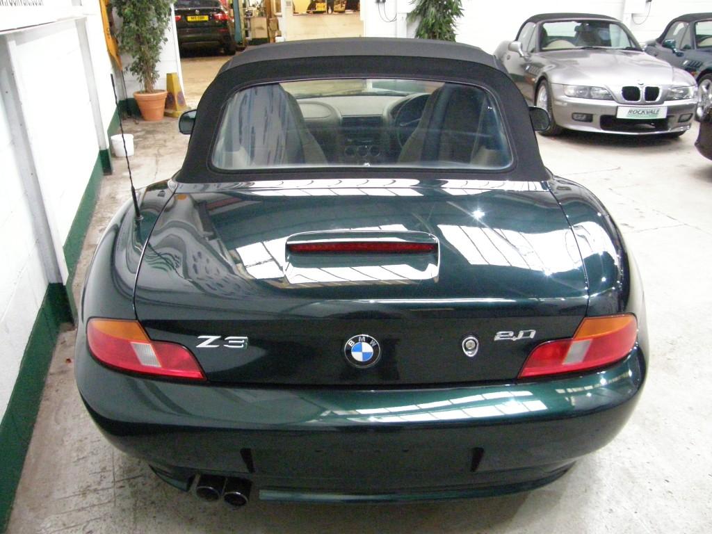 BMW Z SERIES Z3 ROADSTER CONVERTIBLE 2.0 Z3 ROADSTER 2DR