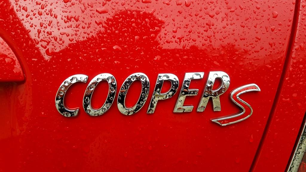 MINI CONVERTIBLE 1.6 COOPER S 2DR