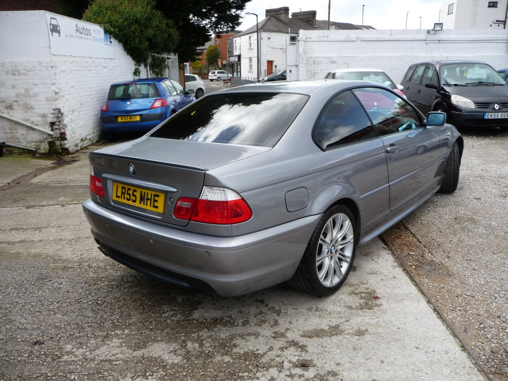 BMW 3 SERIES 2.2 320CI SPORT 2DR