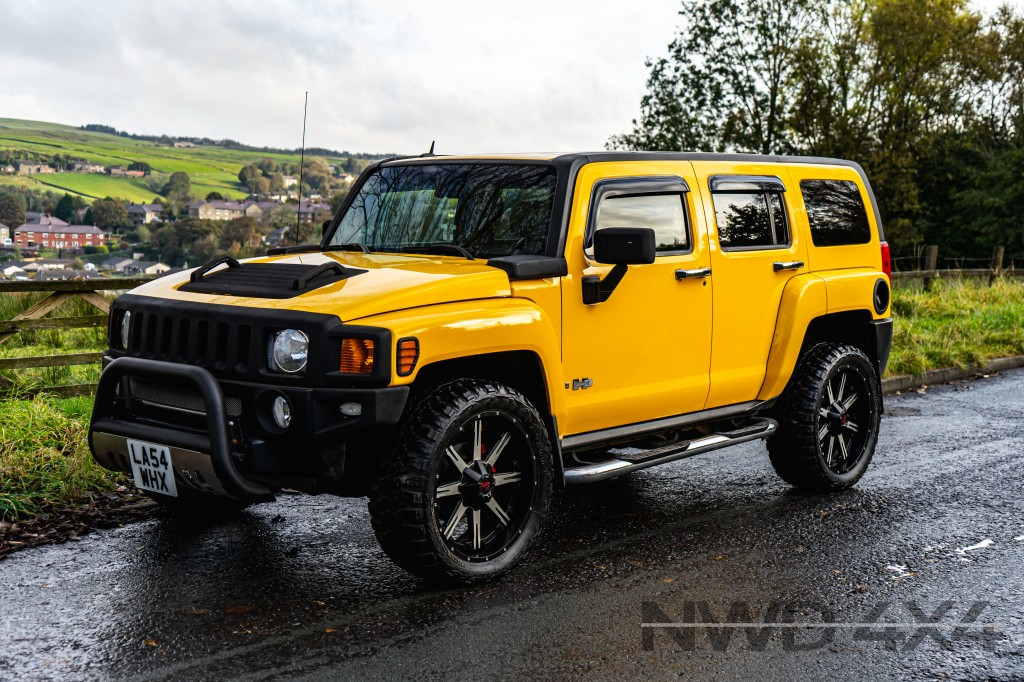 Used HUMMER H3 3.5  in Lancashire