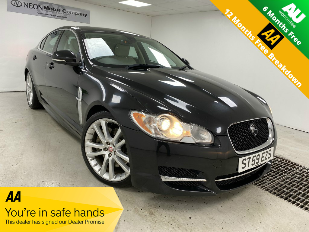 Used JAGUAR XF 3.0 V6 S PREMIUM LUXURY 4DR AUTOMATIC in West Yorkshire
