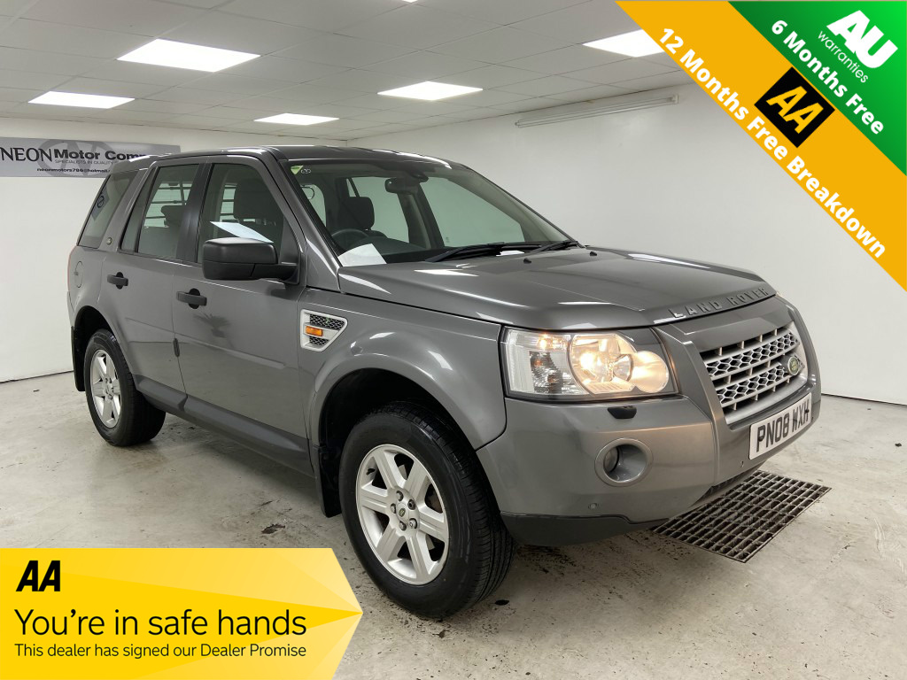 Used LAND ROVER FREELANDER 2.2 TD4 GS 5DR AUTOMATIC in West Yorkshire