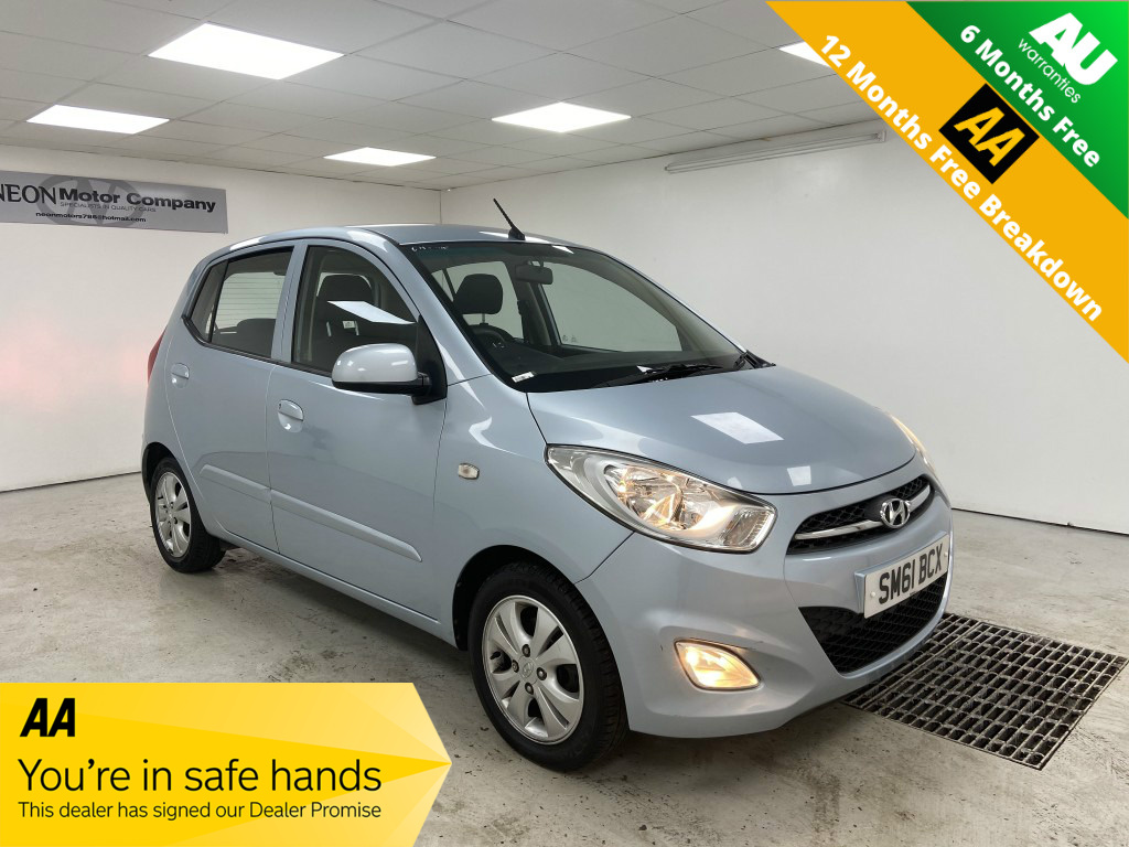Used HYUNDAI I10 1.2 ACTIVE 5DR in West Yorkshire