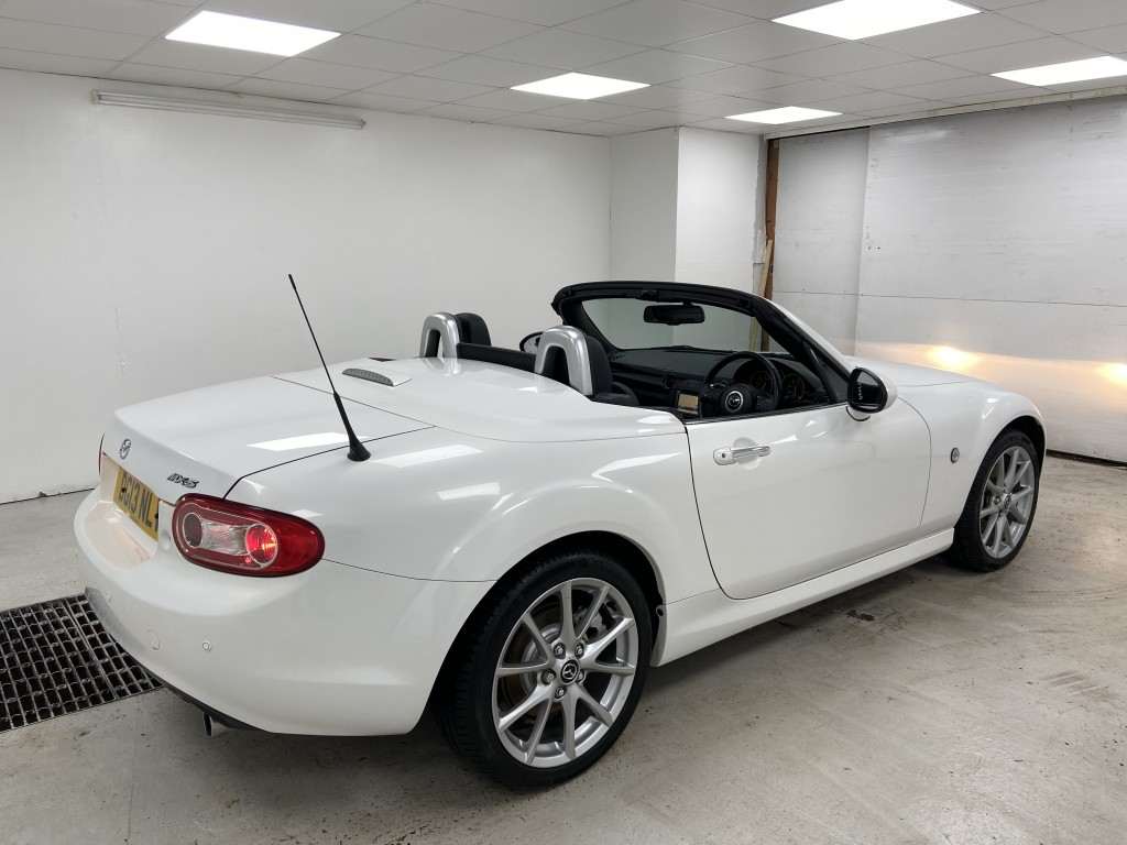 MAZDA MX-5 2.0 I ROADSTER SPORT TECH 2DR