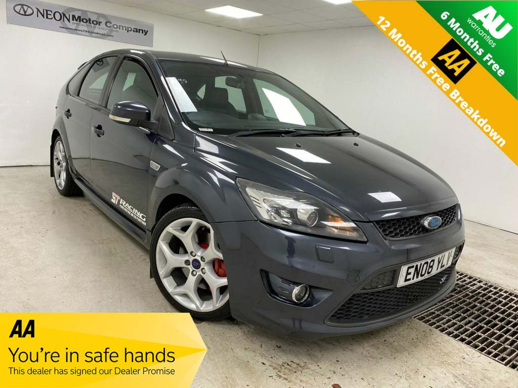 Used FORD FOCUS 2.5 ST-3 5DR in West Yorkshire