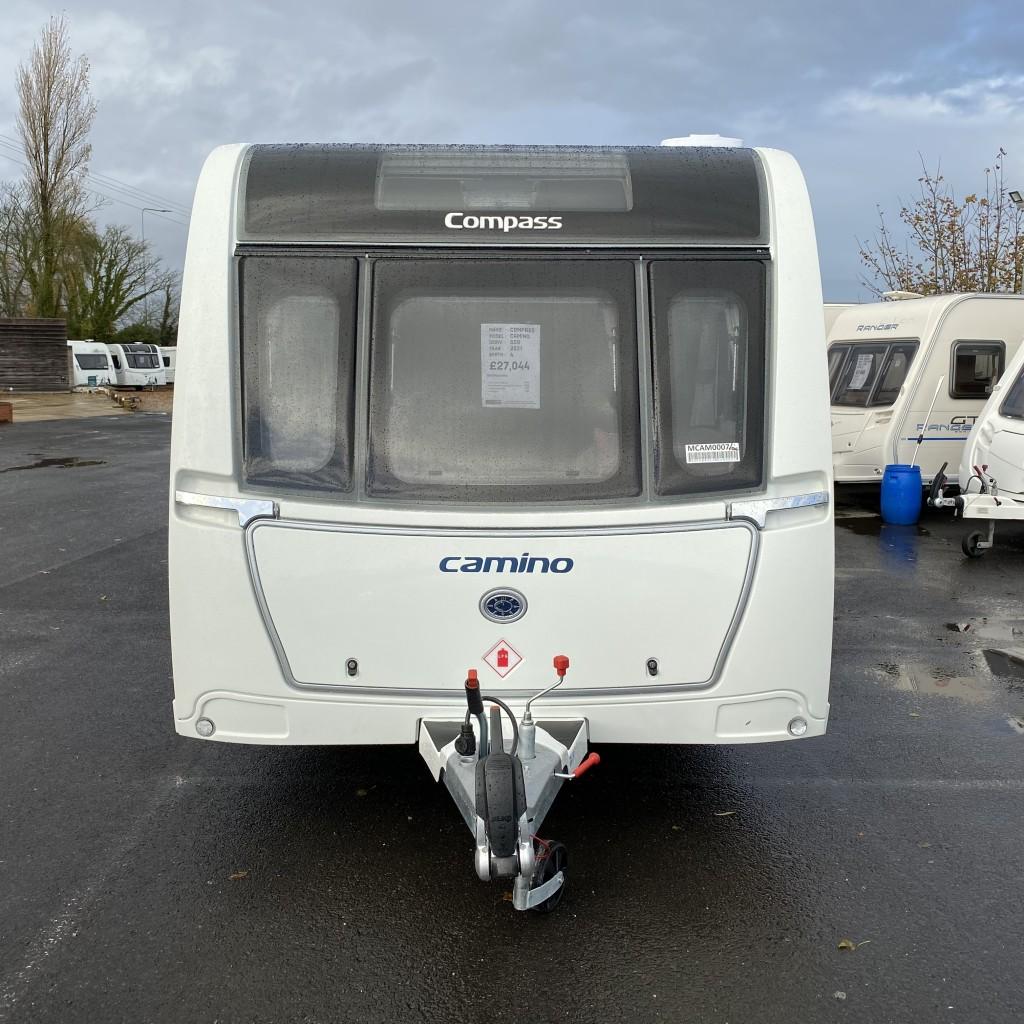 COMPASS CAMINO 550 **NEW MODEL**