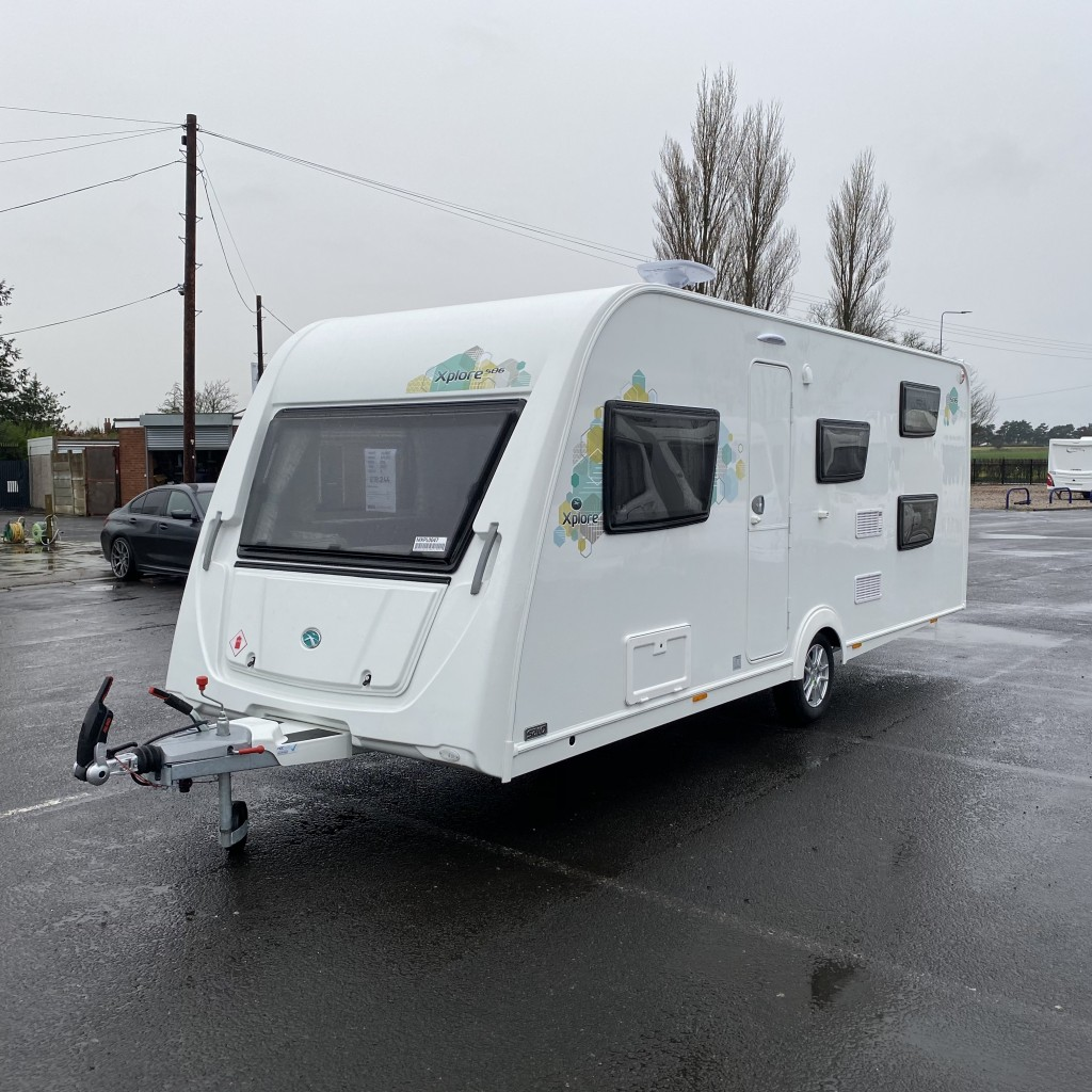 ELDDIS XPLORE 586. **2021 PRE-ORDERS NOW BEING TAKEN**