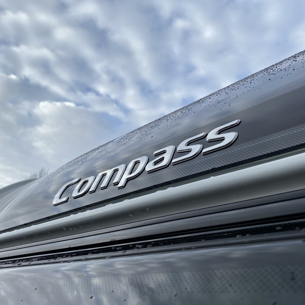COMPASS CAPIRO 550 **2021 PRE-ORDERS NOW BEING TAKEN**
