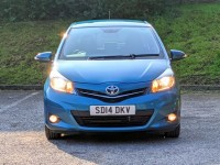 TOYOTA YARIS 1.4 D-4D ICON PLUS 5DR