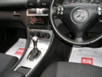 MERCEDES-BENZ C CLASS 1.8 C180 KOMPRESSOR SE SPORTS 3DR AUTOMATIC