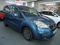 PEUGEOT PARTNER TEPEE 1.6 BLUE HDI S/S TEPEE ACTIVE 5DR