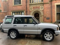 LAND ROVER DISCOVERY 2.5 TD5 7 SEAT, ES 5DR AUTOMATIC