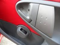 CITROEN C1 1.0 VTR 3 DOOR HATCH 2009 RIGHT RED GREY CLOTH INTERIOR EXCELLENT CONDITION