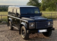 LAND ROVER DEFENDER 2.2 TD XS UTILITY WAGON LOW MILES