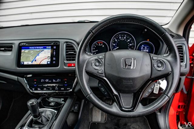 2016 (16) HONDA HR-V 1.6 I-DTEC SE NAVI 5DR | <em>52,023 miles