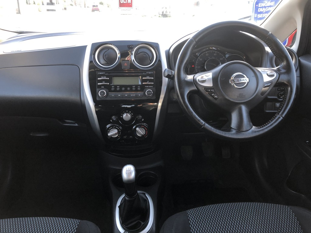 NISSAN NOTE 1.5 DCI ACENTA 5DR