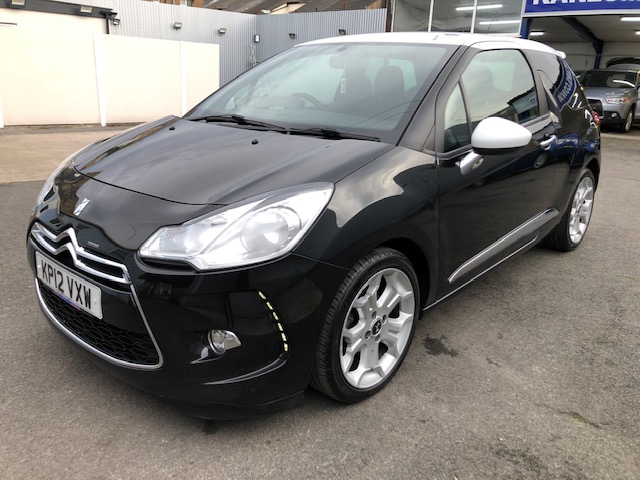 CITROEN DS3 1.6 E-HDI AIRDREAM DSPORT 3DR