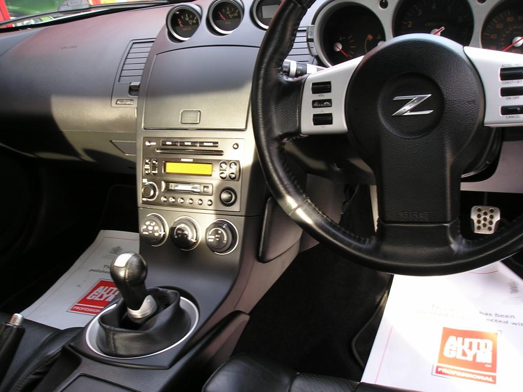 NISSAN 350Z 3.5 V6 3DR