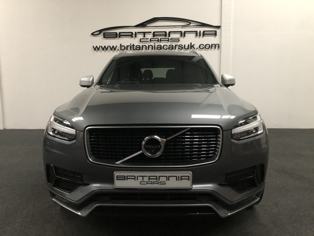 VOLVO XC90 2.0 D5 R-DESIGN AWD 5DR AUTOMATIC