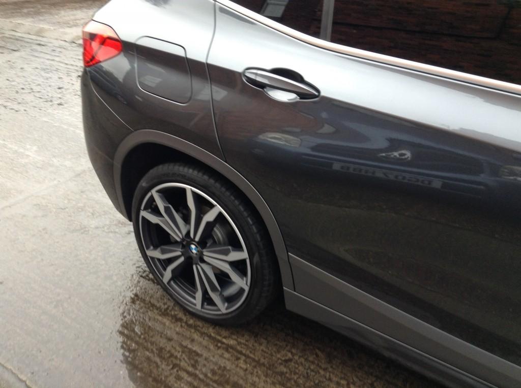 BMW X2 2.0 XDRIVE20D M SPORT X 5DR AUTOMATIC