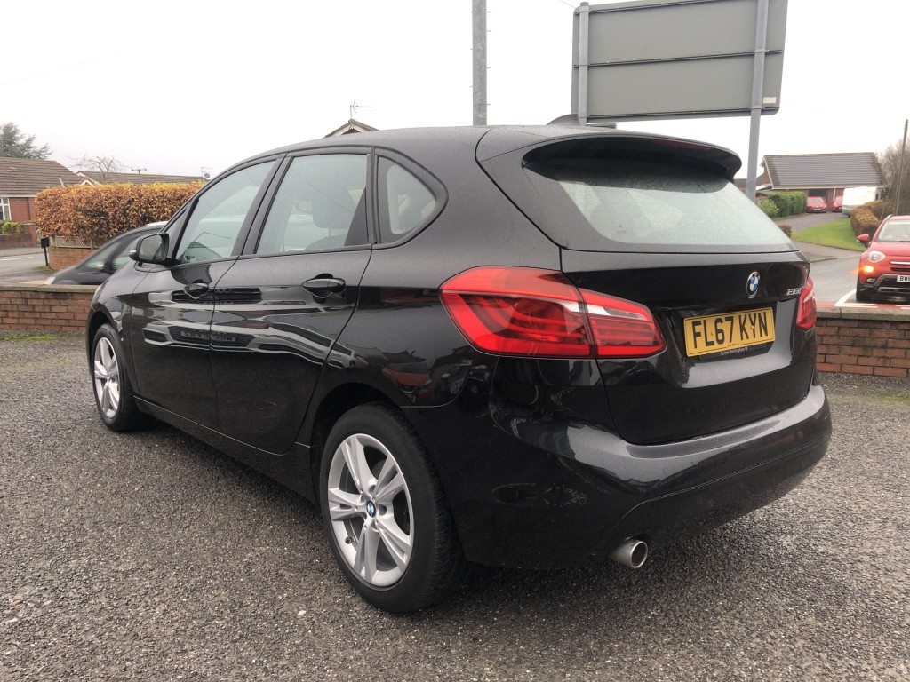 BMW 2 SERIES TOURER 1.5 216D SPORT ACTIVE TOURER 5DR
