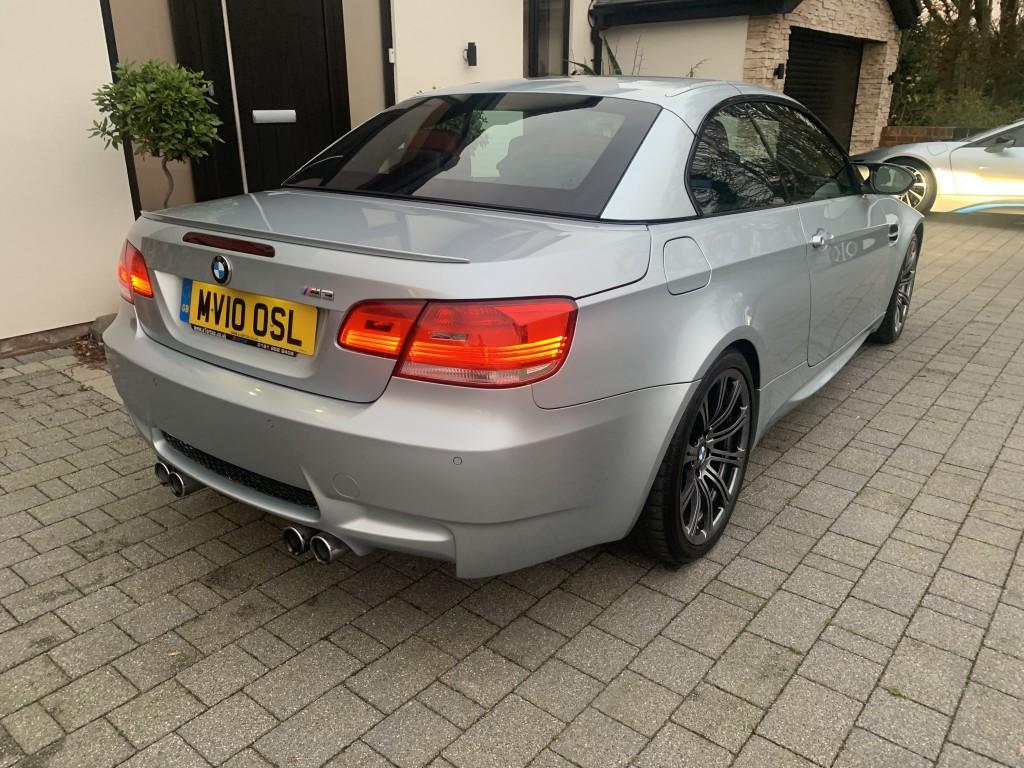 BMW 3 SERIES 4.0 M3 2DR SEMI AUTOMATIC