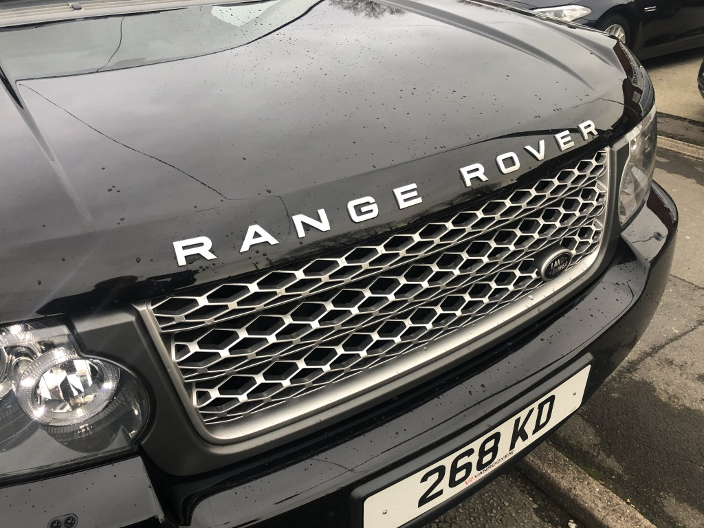 LAND ROVER RANGE ROVER 3.6 TDV8 VOGUE SE 5DR AUTOMATIC