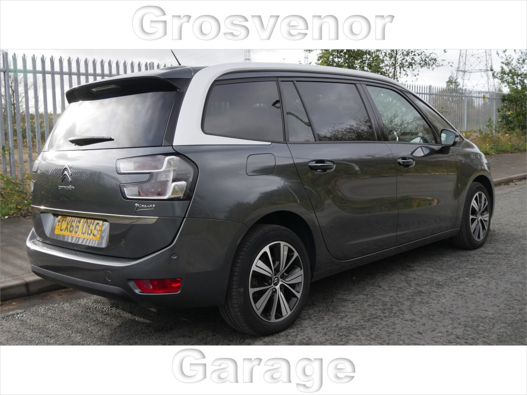 CITROEN GRAND C4 PICASSO 1.6 BLUEHDI FLAIR S/S EAT6 5DR AUTOMATIC