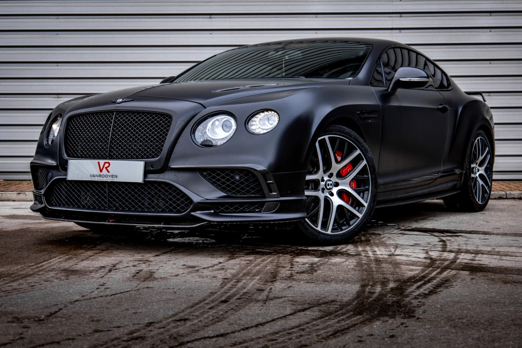 2017 (17) BENTLEY CONTINENTAL 6.0 CONTINENTAL SUPERSPORTS 2DR AUTOMATIC | <em>28,274 miles