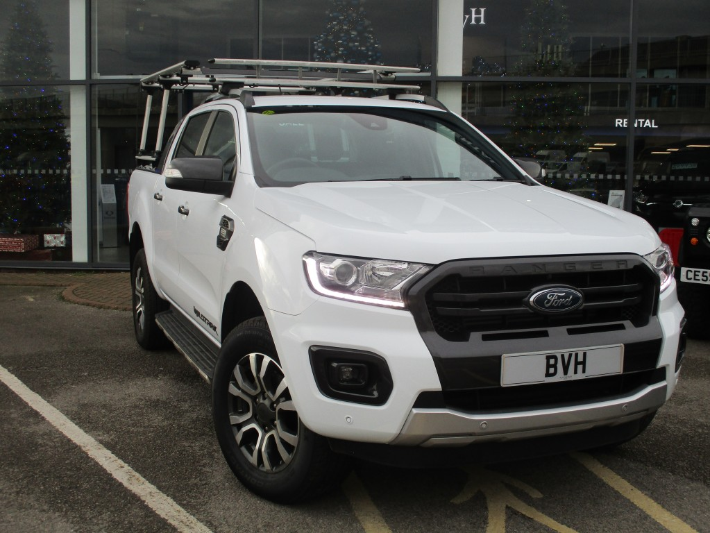 FORD RANGER 3.2 WILDTRAK TDCI AUTOMATIC