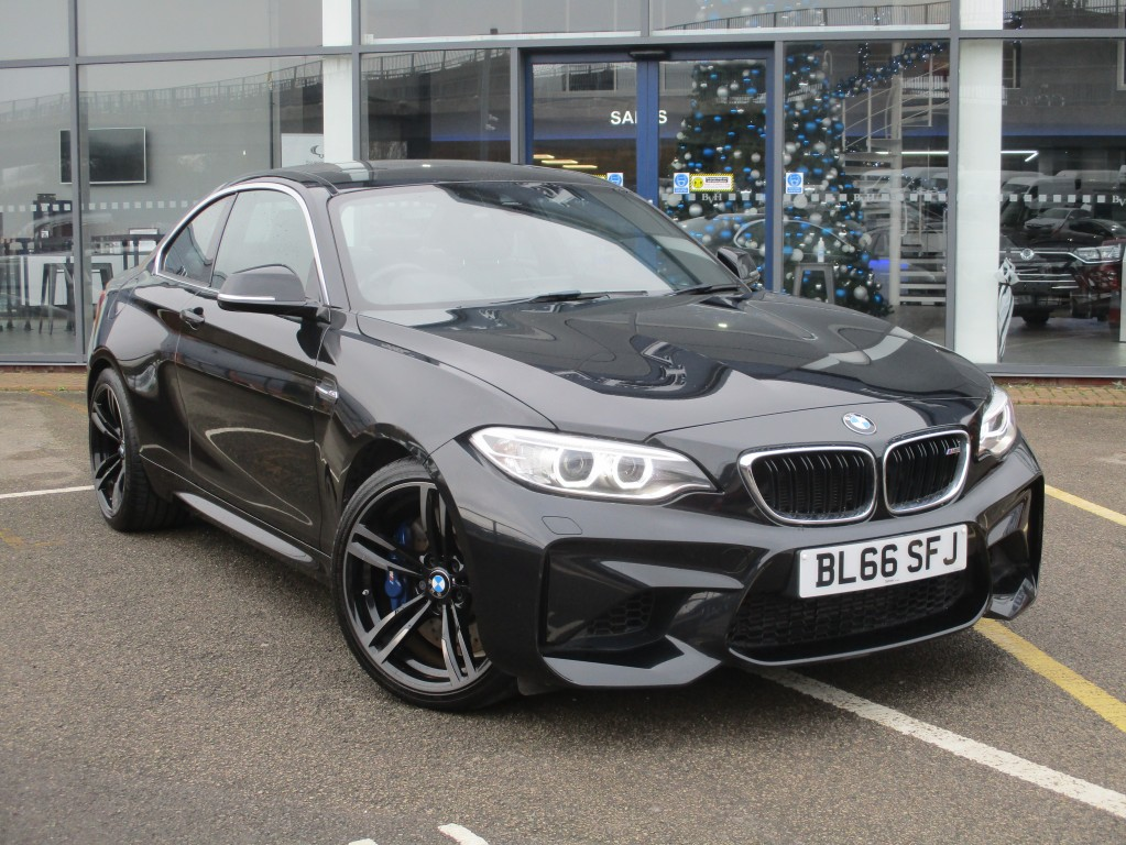 BMW 2 SERIES 3.0 M2 2DR