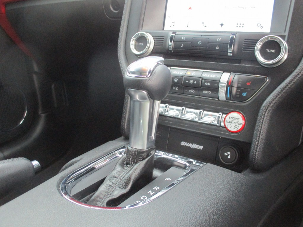 FORD MUSTANG 5.0 GT 2DR AUTOMATIC