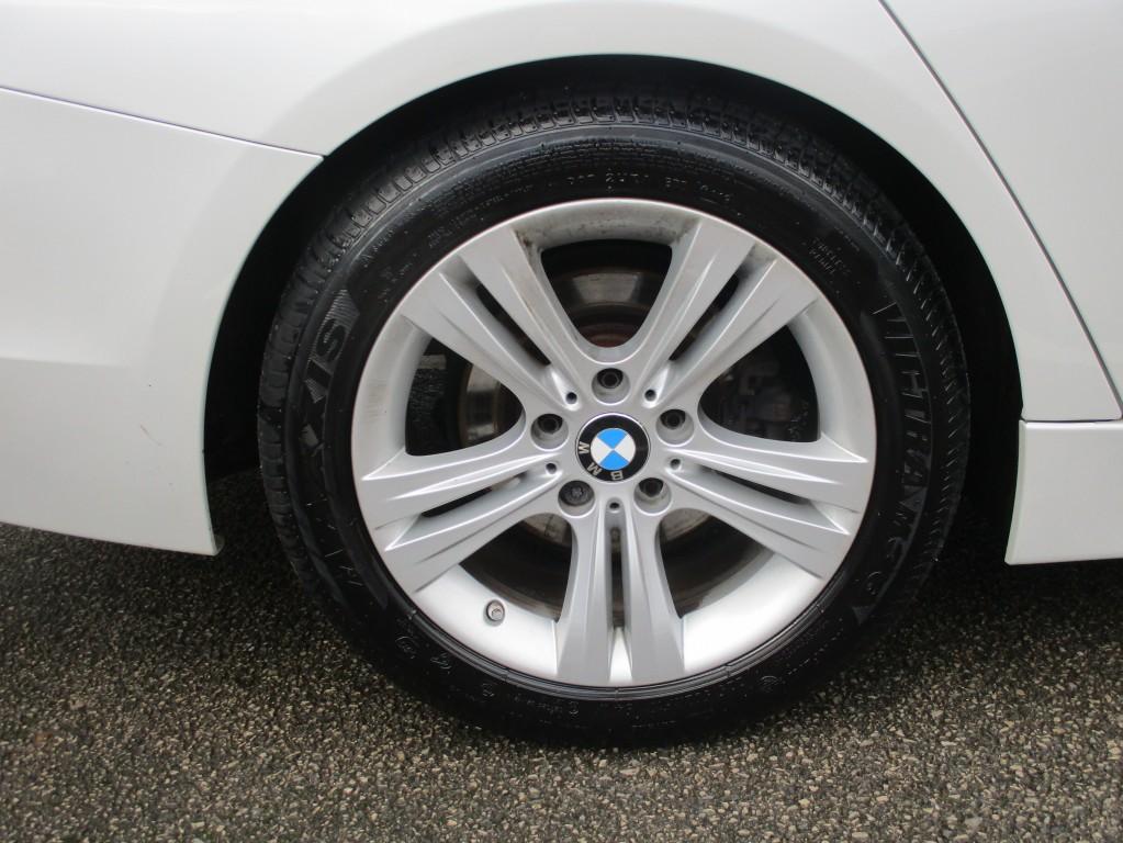 BMW 3 SERIES 2.0 320D ED SPORT 4DR AUTOMATIC