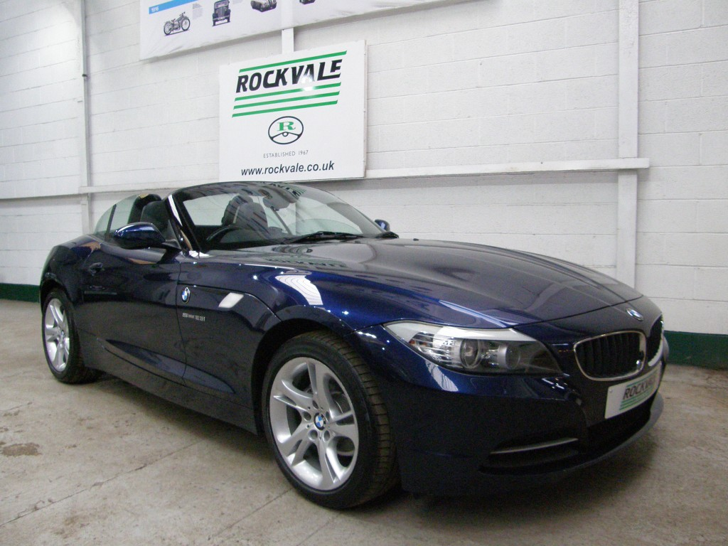 BMW Z4 2.5 Z4 SDRIVE23I ROADSTER 2DR